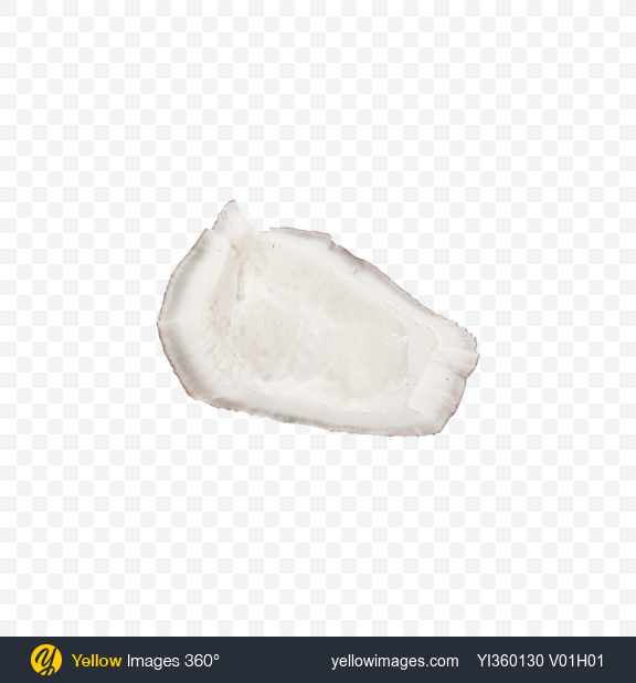 Download Coconut Slice Transparent PNG on YELLOW Images