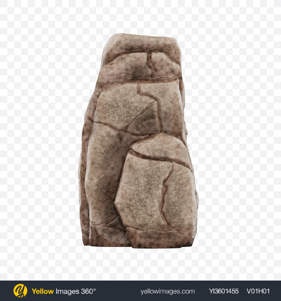 Download Brown Rock Transparent PNG on YELLOW Images