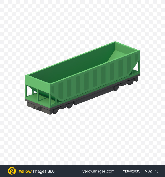 Download Low Poly Hopper Car Transparent PNG on YELLOW Images