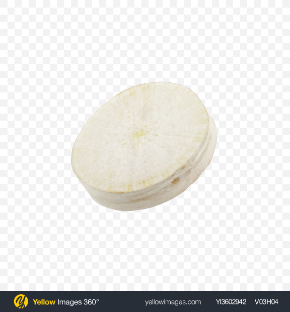 Download Daikon Slice Transparent PNG on YELLOW Images