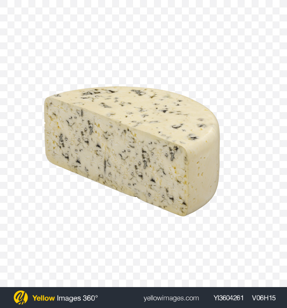 Download Half of Blue Cheese Transparent PNG on YELLOW Images