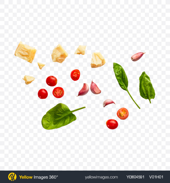 Download Food Set Transparent PNG on YELLOW Images