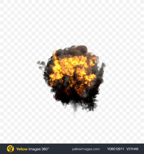 Download Explosion Transparent PNG on YELLOW Images