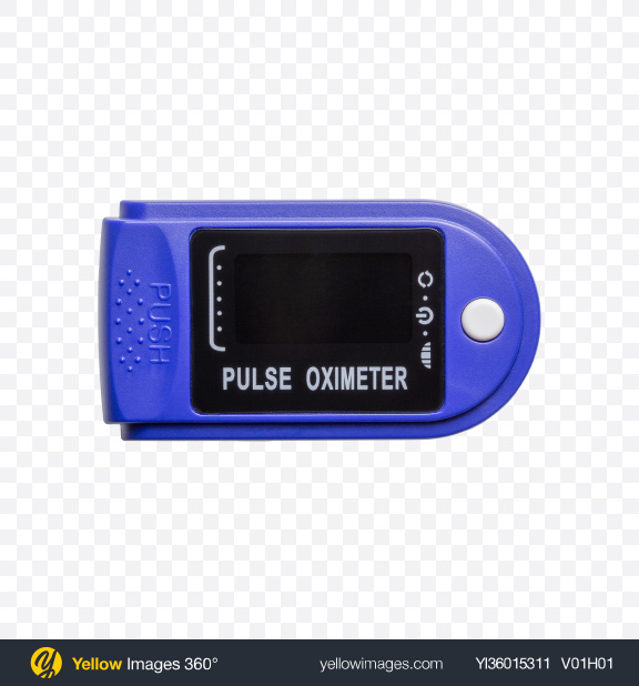 Download Pulse Oximeter Transparent PNG on YELLOW Images