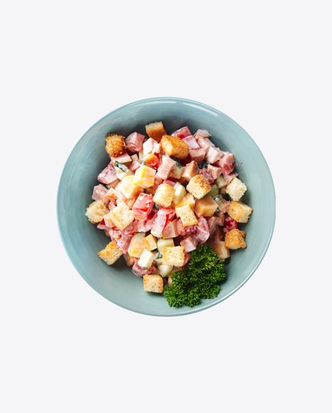 Malibu Salad w/ Mayonnaise