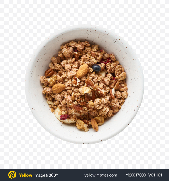 Download Granola Transparent PNG on YELLOW Images