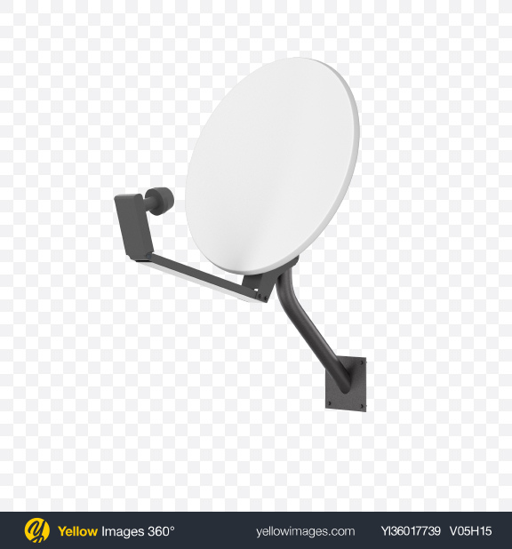 Download Satelite Dish Transparent PNG on YELLOW Images