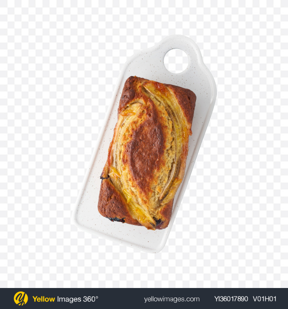 Download Banana Bread Transparent PNG on YELLOW Images