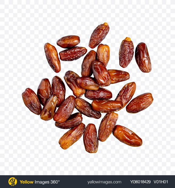 Download Honey Dates Set Transparent PNG on YELLOW Images