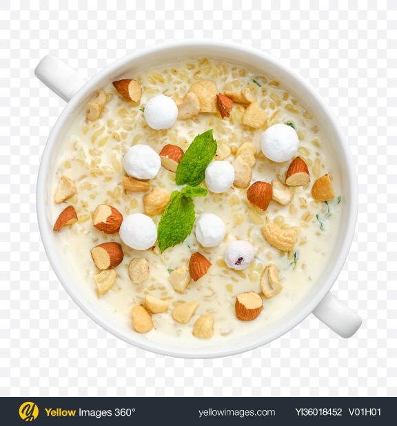 Download Sweet Bulgur Porridge Transparent PNG on YELLOW Images