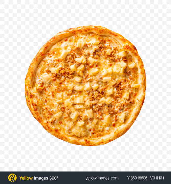Download Cheese Pizza Transparent PNG on YELLOW Images