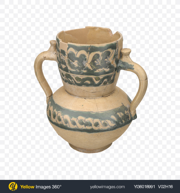 Download Antique Jug Transparent PNG on YELLOW Images