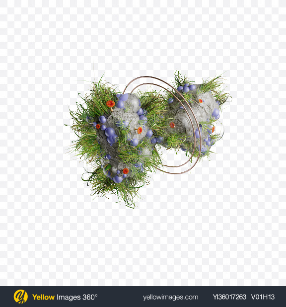 Download Abstract Rock Set Transparent PNG on YELLOW Images