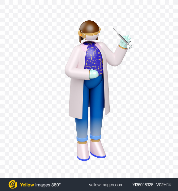 Download Stylized Character Transparent PNG on YELLOW Images