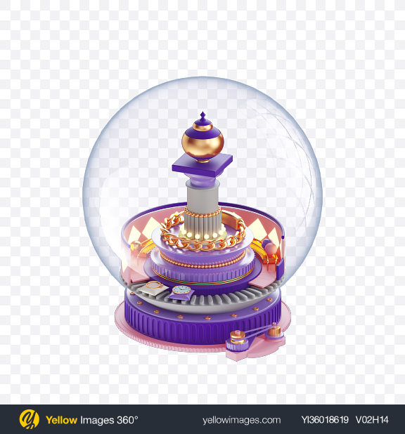 Download Glass Sphere Transparent PNG on YELLOW Images