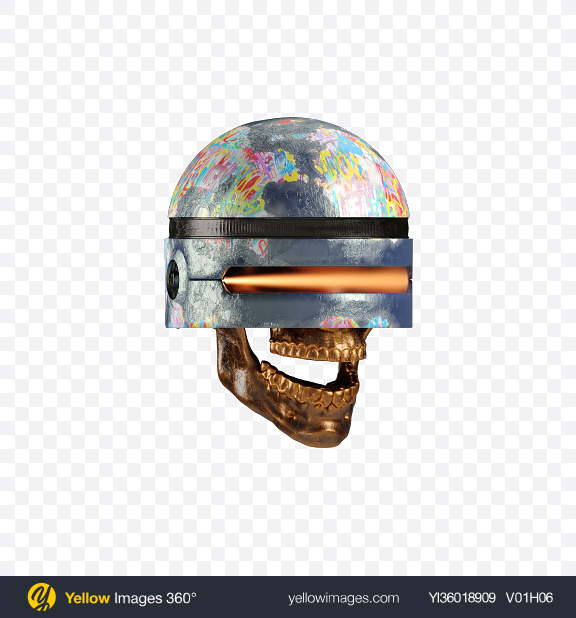 Download Skull Set Transparent PNG on YELLOW Images